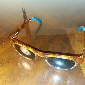 TOMS Gavin Whiskey Tortoise Sunglasses